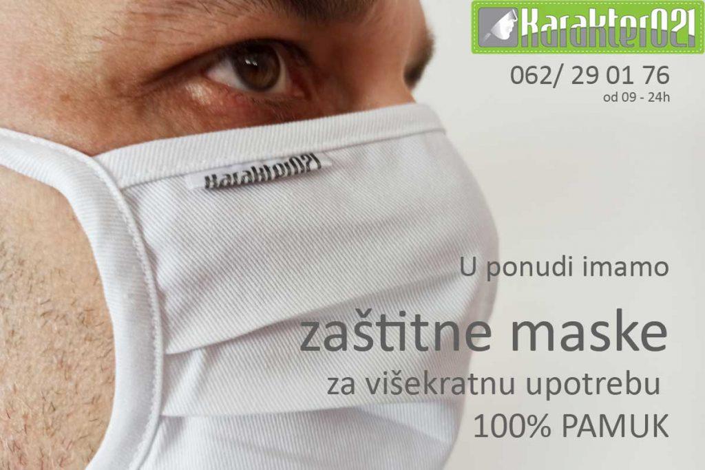 Zaštitne maske, hirurške maske, maske za lice